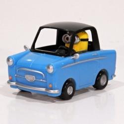 Mimoň Dave v modrém autě 1:43