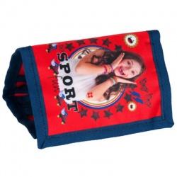 Dětská textilní peněženka Soy Luna