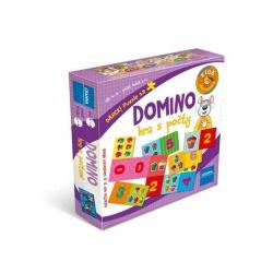 Dětská hra s počty Domino
