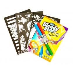 Balíček 2 ks Blendy pens mini - míchací fixy