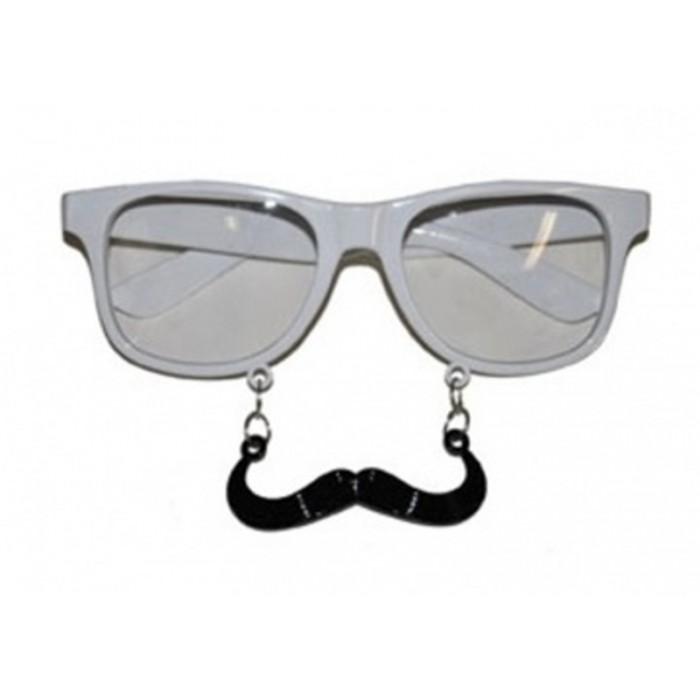 Brýle s knírkem