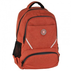 Studentský batoh brašna FollowMe - oranžový