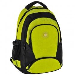 Studentský školní batoh žlutý
