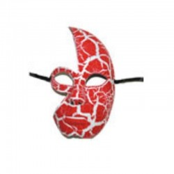 Půl maska benátská