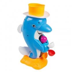 Hračka do vody - mlýnek delfín 27cm