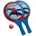 Pálky a míček plážový tenis Spiderman