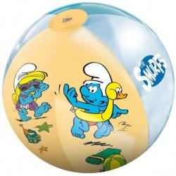 Nafukovací míč Šmoulové - 50cm