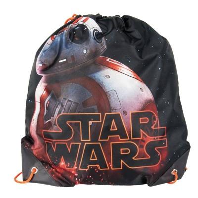 Školní pytel vak sáček Star Wars Hvězdné války robot BB-8