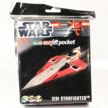 Model Jedi StarFighter Revell EasyKit Pocket - 1:80