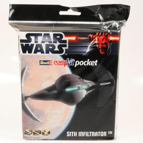Model Sith Infiltrator Revell EasyKit pocket - 1:257