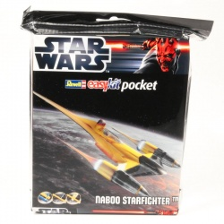 Model Naboo Starfighter Revell EasyKit pocket Star Wars - 1:109