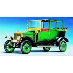 """Rolls Royce """"Silver Ghost"""" 1911 1:32 Směr plastikový model auta ke slepení"""