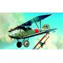 Albatros D.V 1:72 Směr plastikový model letadla ke slepení