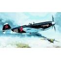 Jakovlev Jak 3 1:72 Směr plastikový model letadla ke slepení