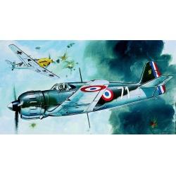 Bloch MB 152 1:72 Směr plastikový model letadla ke slepení