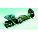 Polikarpov I-153 Čajka 1:72 Směr plastikový model letadla ke slepení