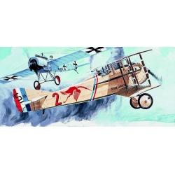 Spad VII 1:40 Směr plastikový model letadla ke slepení