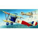 """Nieuport 11-16 """"Bebe"""" 1:48 Směr plastikový model letadla ke slepení"""