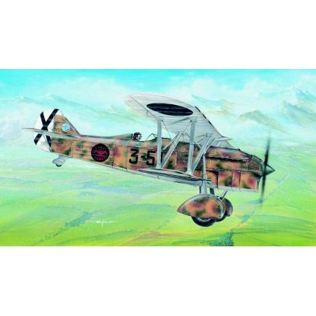 Fiat CR-32 Freccia 1:48 Směr plastikový model letadla ke slepení