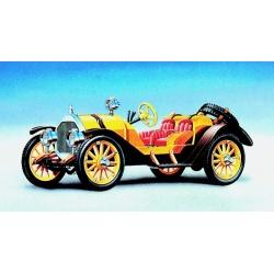 """Mercer """"Raceabout"""" 1912 1:32 Směr plastikový model auta ke slepení"""