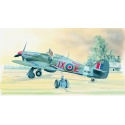 Hawker Hurricane MK.II 1:72 Směr plastikový model letadla ke slepení