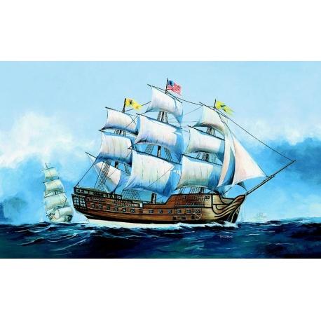 Bonhomme Richard 1:270 Směr plastikový model loď ke slepení