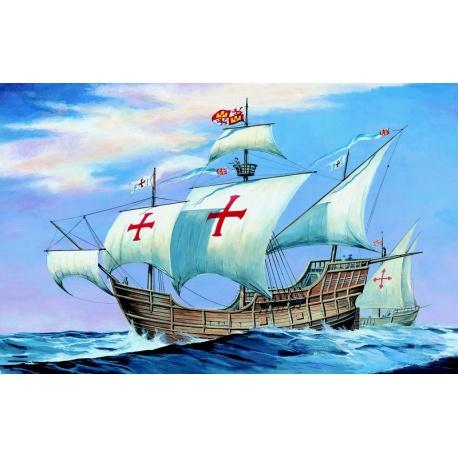Santa Maria 1:270 Směr plastikový model loď ke slepení