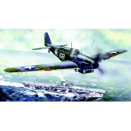 Fairey Fulmar Mk.I-II 1:72 Směr plastikový model letadla ke slepení