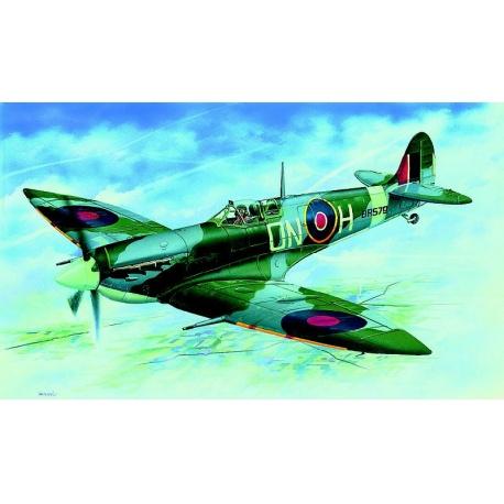 Supermarine Spitfire MK.VI 1:72 Směr plastikový model letadla ke slepení
