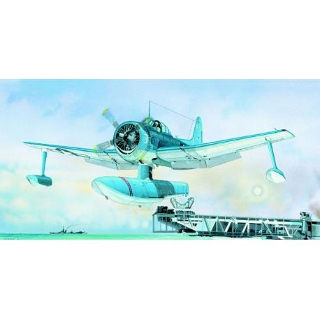 Curtiss SC - 1 Seahawk 1:72 Směr plastikový model letadla ke slepení