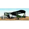Potez 540 1:72 Směr plastikový model letadla ke slepení