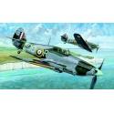 Hawker Hurricane MK.IIC 1:72 Směr plastikový model letadla ke slepení