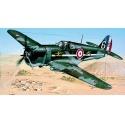 Curtiss P-36-H.75 Hawk 1:72 Směr plastikový model letadla ke slepení