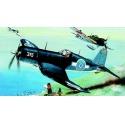 Chance Vought F4U-1 Corsair 1:72 Směr plastikový model letadla ke slepení
