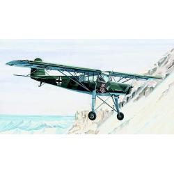 Fieseler Fi-156 Storch 1:72 Směr plastikový model letadla ke slepení