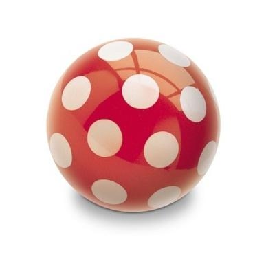 Dětský míč s puntíky - více barev