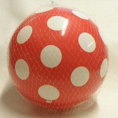Dětský míč s puntíky 23cm