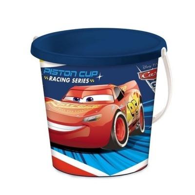 Plastový kýblík Cars - Auta