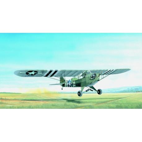 Piper L4 Cub 1:48 Směr plastikový model letadla ke slepení