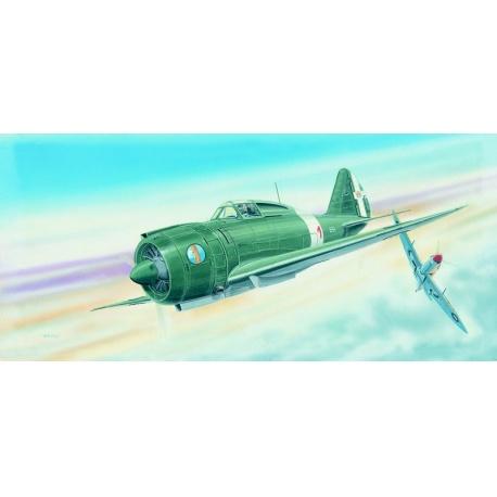 Reggiane RE 2000 Falco 1:48 Směr plastikový model letadla ke slepení