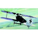 Albatros D III 1:48 Směr plastikový model letadla ke slepení