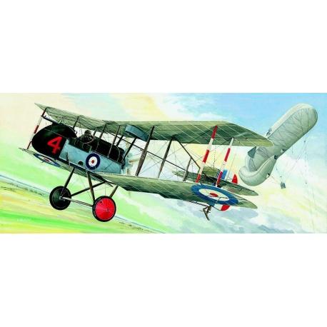 Airco DH. II 1:48 Směr plastikový model letadla ke slepení
