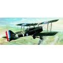 RAF SE 5a. Scout 1:48 Směr plastikový model letadla ke slepení