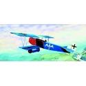 Fokker D-VII 1:48 Směr plastikový model letadla ke slepení