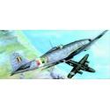 Fiat G. 55 1:48 Směr plastikový model letadla ke slepení