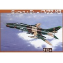 Suchoj SU-17-22 M3 1:48 Směr plastikový model letadla ke slepení