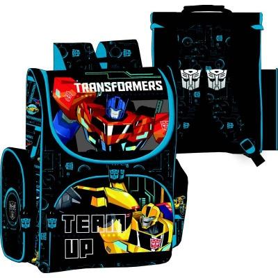 Školní batoh aktovka Transformers i pro prvňáčky