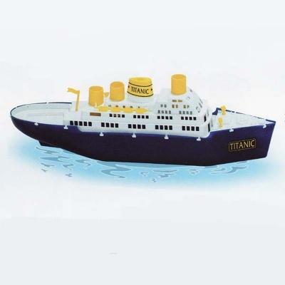 Dopravní loď - TITANIC 40cm