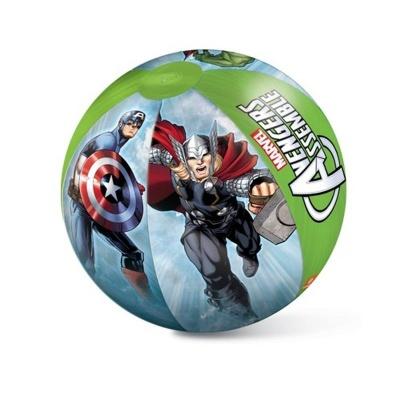 Nafukovací plážový míč Avengers 50cm