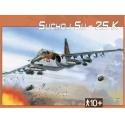 Suchoj SU-25 K 1:48 Směr plastikový model letadla ke slepení